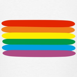 rainbow Tanks - Men's T-Shirt