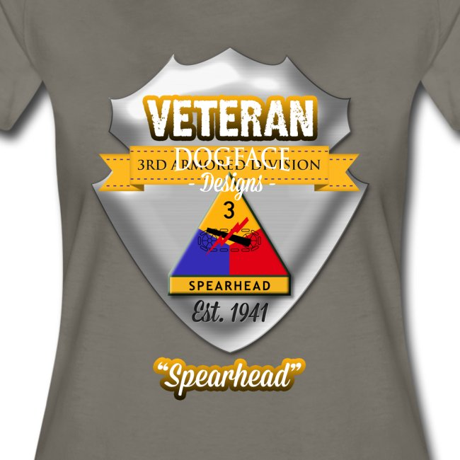 Veteran 3rd Armored Division