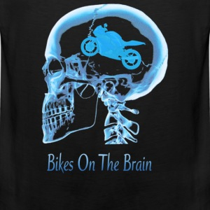 Bikes On The Brain - Men's Premium Tank