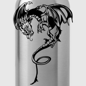 flying dragon T-Shirts - Water Bottle