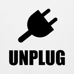 Unplug Technology - Men's Premium Tank