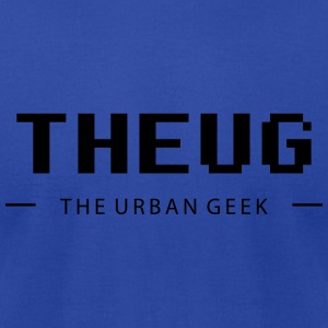 THEUG - The Urban Geek  - Men's T-Shirt by American Apparel