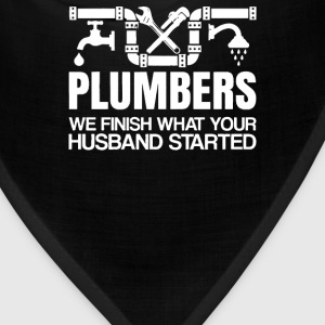 Plumbers Finish - Bandana