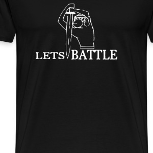 Battle Monkey - Men's Premium T-Shirt