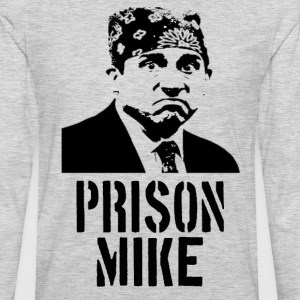 Prison Mike T-Shirts - Men's Premium Long Sleeve T-Shirt