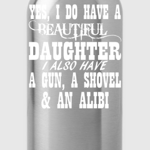 Yes I Do Have A Beautiful - Water Bottle