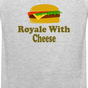 Royale With Cheese - Pulp Fiction T-Shirts - Men's Premium Tank