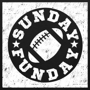 SUNDAY FUNDAY FOOTBALL7.png T-Shirts - Men's Premium Tank