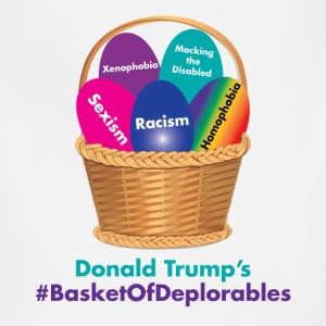 Donald Trump's Basket of Deplorables T-Shirts - Adjustable Apron