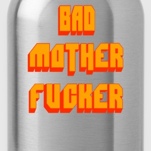 Pulp Fiction - Bad Mother Fucker T-Shirts - Water Bottle