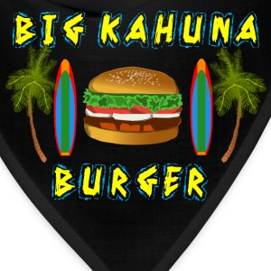 Pulp Fiction - Big Kahuna Burger T-Shirts - Bandana