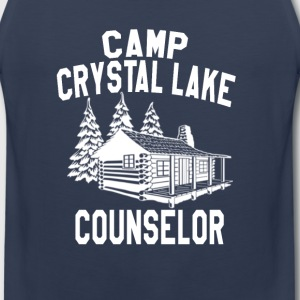 Camp Crystal Lake Counselor - Friday The 13th    T-Shirts - Men's Premium Tank