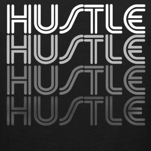 hustle T-Shirts - Men's Premium Tank