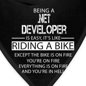 NET Developer T-Shirts - Bandana