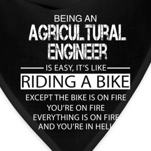 Agricultural Engineer T-Shirts - Bandana
