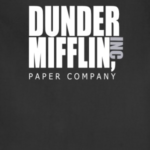 Dunder Mifflin Paper Company - The Office T-Shirts - Adjustable Apron
