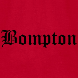 Bompton backpack - Men's T-Shirt by American Apparel