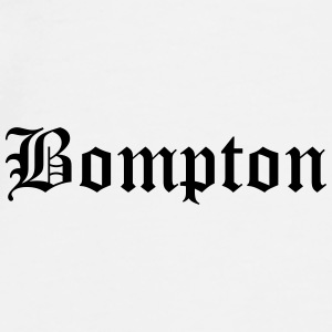 Compton trucker Hat - Men's Premium T-Shirt