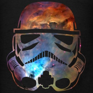 Nebula Trooper HOODIE MAN - Men's T-Shirt