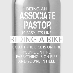 Associate Pastor T-Shirts - Water Bottle
