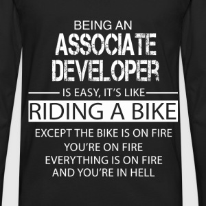 Associate Developer T-Shirts - Men's Premium Long Sleeve T-Shirt