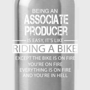 Associate Producer T-Shirts - Water Bottle