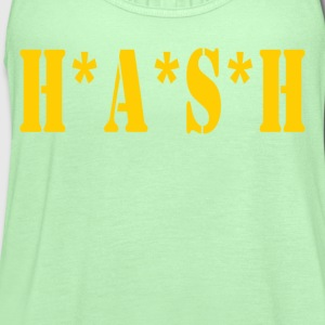 HASH T-Shirts - Women's Flowy Tank Top by Bella
