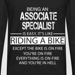 Associate Specialist T-Shirts - Men's Premium Long Sleeve T-Shirt