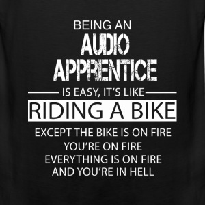 Audio Apprentice T-Shirts - Men's Premium Tank