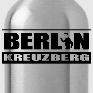 Berlin Kreuzberg T-Shirts - Water Bottle