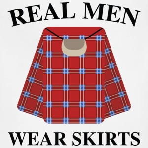 Real Men Wear Skirts - Adjustable Apron