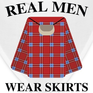 Real Men Wear Skirts - Bandana
