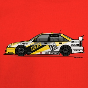 Opel Omega A Irmscher Evo 500 ATS DTM Touring Car Bags & backpacks - Kids' Premium Hoodie
