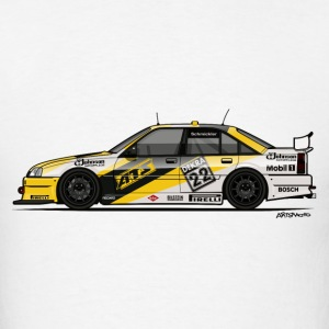 Opel Omega A Irmscher Evo 500 ATS DTM Touring Car Baby Bodysuits - Men's T-Shirt