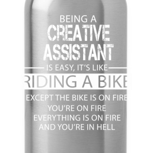 Creative Assistant T-Shirts - Water Bottle