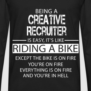 Creative Recruiter T-Shirts - Men's Premium Long Sleeve T-Shirt