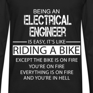 Electrical Engineer T-Shirts - Men's Premium Long Sleeve T-Shirt