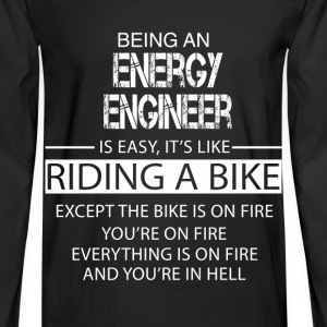 Energy Engineer T-Shirts - Men's Long Sleeve T-Shirt