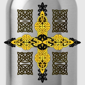 Celtic cross T-Shirts - Water Bottle