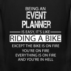 Event Planner T-Shirts - Men's Premium Tank