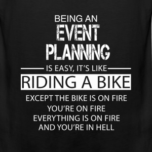 Event Planning T-Shirts - Men's Premium Tank