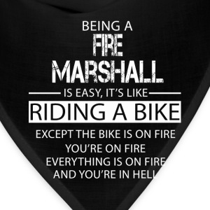 Fire Marshall T-Shirts - Bandana