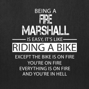 Fire Marshall T-Shirts - Tote Bag