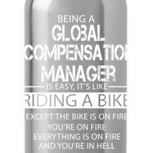 Global Compensation Manager T-Shirts - Water Bottle