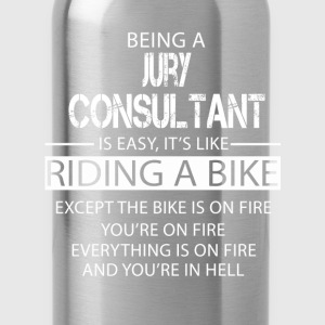 Jury Consultant T-Shirts - Water Bottle