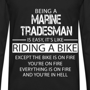 Marine Tradesman T-Shirts - Men's Premium Long Sleeve T-Shirt