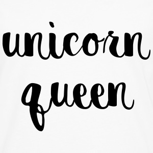 Unicorn Queen T-Shirts - Men's Premium Long Sleeve T-Shirt
