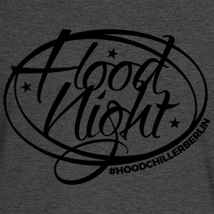 Hood Good Night Berlin T-Shirts - Men's Long Sleeve T-Shirt