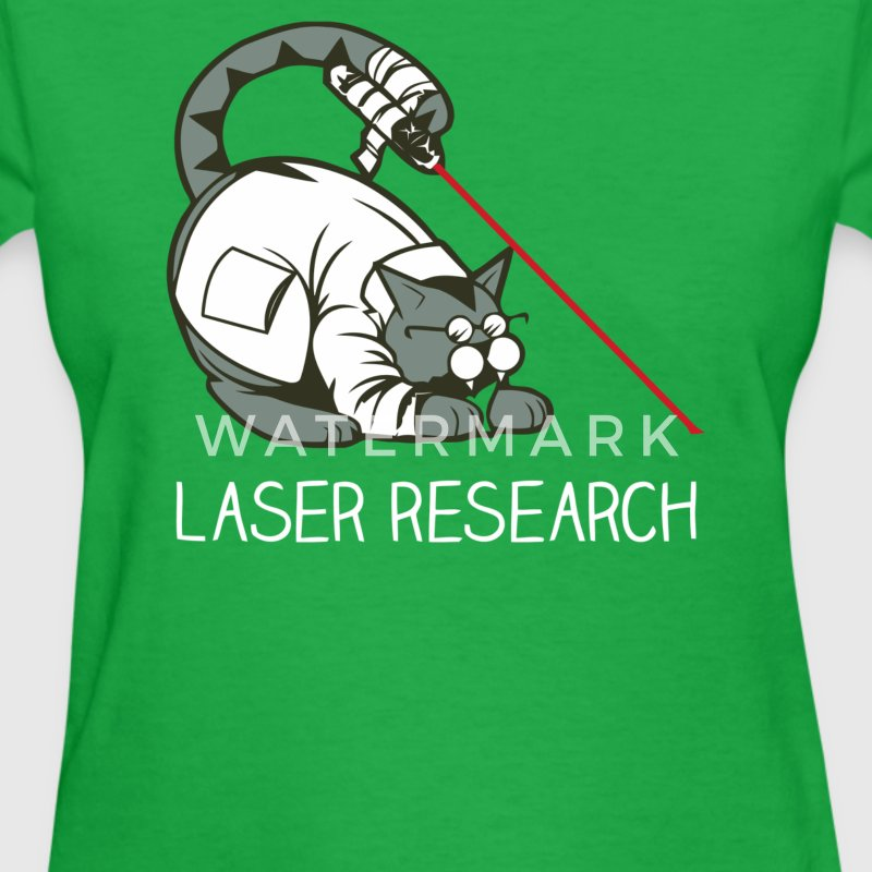 Laser Research - Women's T-Shirt
