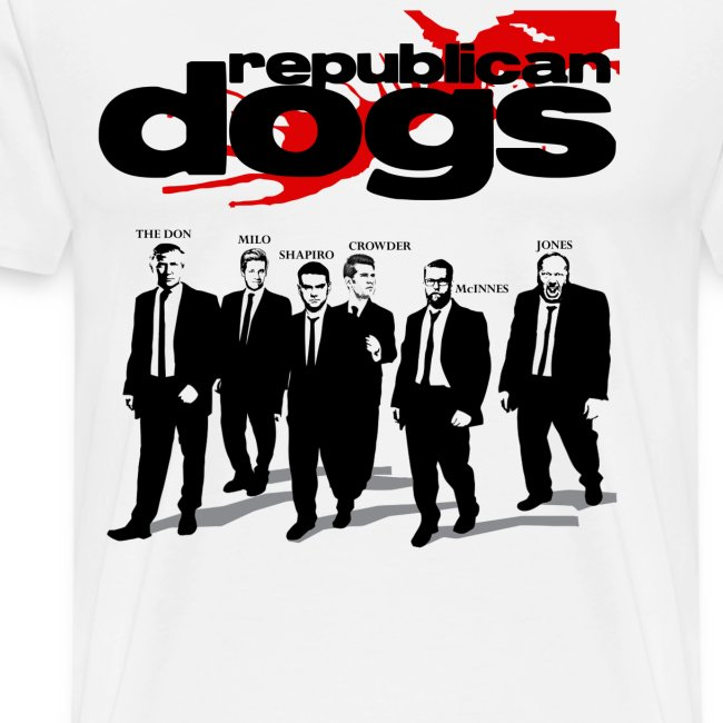 Republican Dogs T-shirt